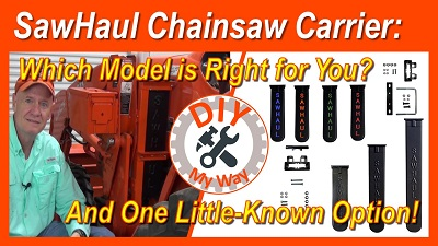 Sawhaul Chainsaw Carrier: Which Model is Right for You?