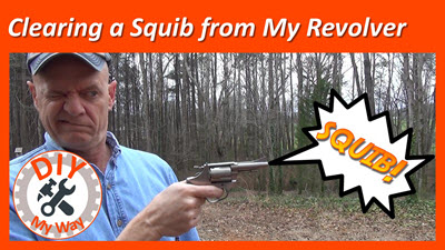 Clearing a Squib from MyRevolver