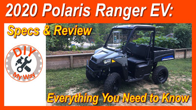 2020 Polaris Ranger EV: Specs and Review – Everything You Need toKnow